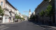 Lithuania_Vilnius_Gediminas_Avenue