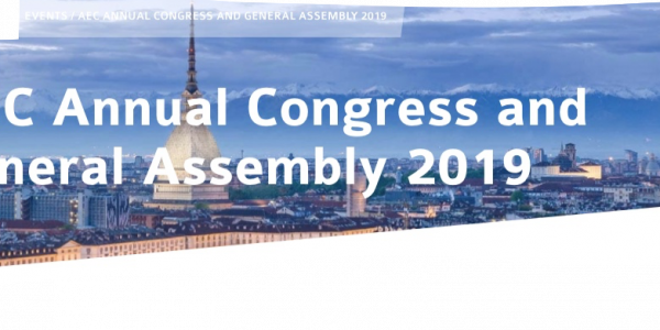 AEC Annual Congress – Turin