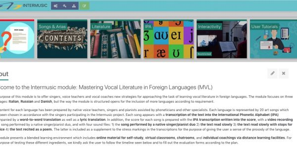O7 – Mastering Vocal Repertoire in Foreign Languages